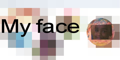 my face project